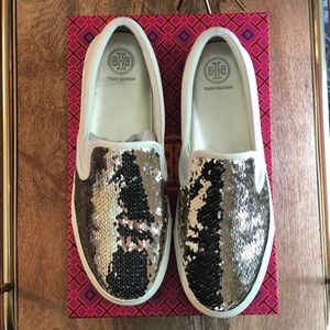 Tory Burch Carter Slip On Sneaker